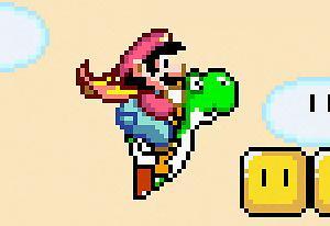 play Super Mario World: The New Adventure