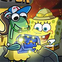 Spongebob Rock Collector game