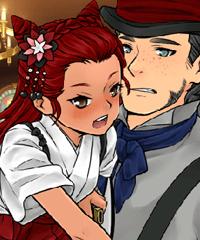 play Manga Creator Vampire Hunter Page 3 Game