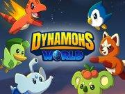 Dynamons World game