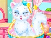 Baby Kitty Hair Salon game