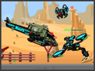 Chopper Assault: Battle For Earth game