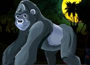 Rescue Ape From The Hunter game
