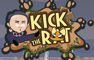 Kick The Rat game