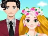 Rapunzel Wedding game