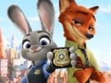 Zootopia Jelly Match game