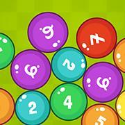 Math Balls game