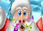 Santa Winter Flu game