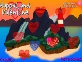 Happyland Valentine - Free Game At Playpink.Com game