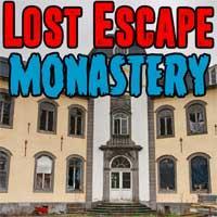 Lost Escape - Monastery game