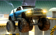 Monster Truck Arena Stunts game