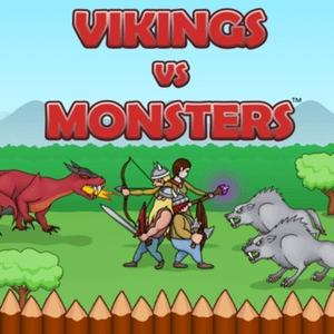 play Vikings Vs. Monsters