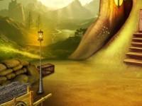 play 4Ng Gold Treasure Escape