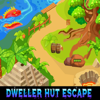 Dweller Hut Escape game
