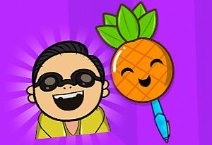 Play Pineapple Pen Online Game