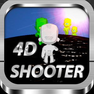 4D Shooter game