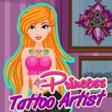 play Princess Tattoo Artist