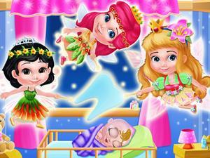 Tooth Fairies Princesses game