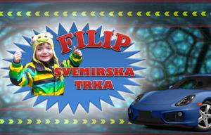 Filip Svemirska Trka game
