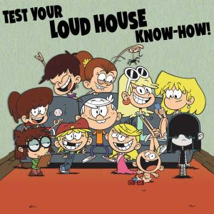 play The Loud House: Test Your Loud House Know How Quiz