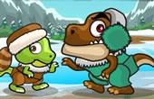 play Dino Meat Hunt Ice Age
