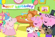 Peppa Pig Game Party game
