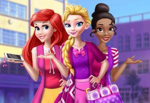 Highschool Divas Dress Up game