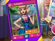 Fashion Girl Profile Picture game