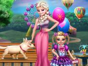 Little Princess Birthday Shopping game