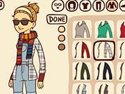 Hipster Girl game