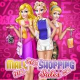 Mall Shopping Sales game