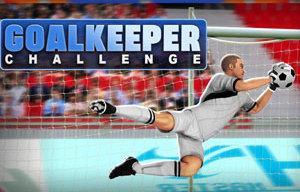 Goalkeeper Challenge game