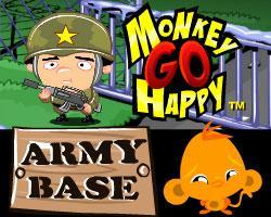 Monkey Go Happy Army Base game