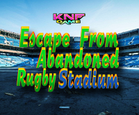 Escape From Abandoned Rugby Stadium game