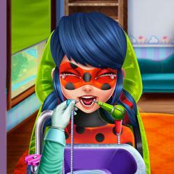 Miraculous Hero Real Dentist game
