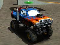 play Monster Truck Arena Stunts