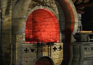 play Medieval House Escape