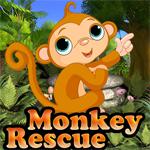 Monkey Rescue game