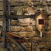 365Escape Medieval House Escape game