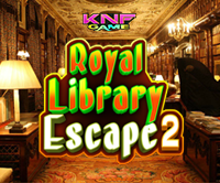 play Royal Library Escape 2