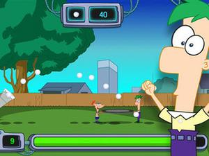 Phineas And Ferb Replay Rush game