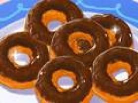 Sweet Chocolate Doughnuts game