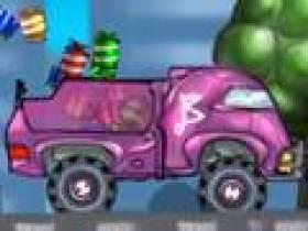 Barbie Truck game