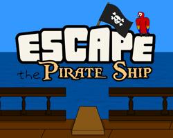 Escape The Pirate Ship game