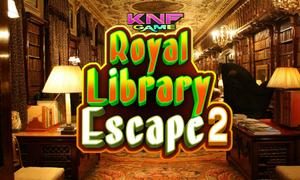 Royal Library Escape 2 game