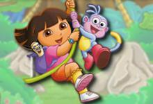play Dora Explorer Adventure