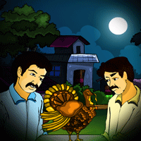 play Escape Games : Where Is The Turkey Statue
