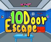 10 Door Escape game