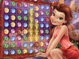 Disney Fairies Flitterific Fairy Fortunes game