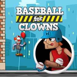 Baseball For Clowns game